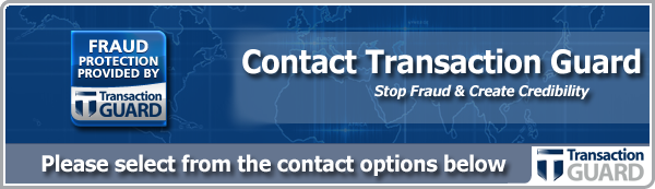Contact Transaction Guard